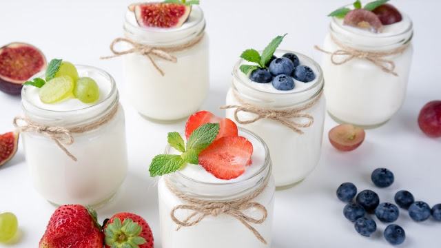 Benefits of Yoghurt for Health