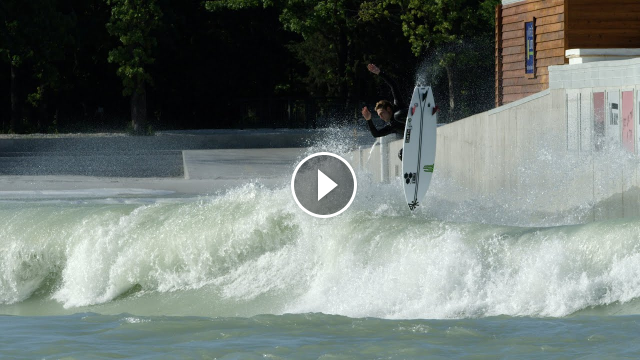 Surfing Waco Wavepool With Parker Coffin Bethany Hamilton Bobby Martinez and Jett Schilling