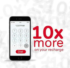 airtel smartrecharge offer