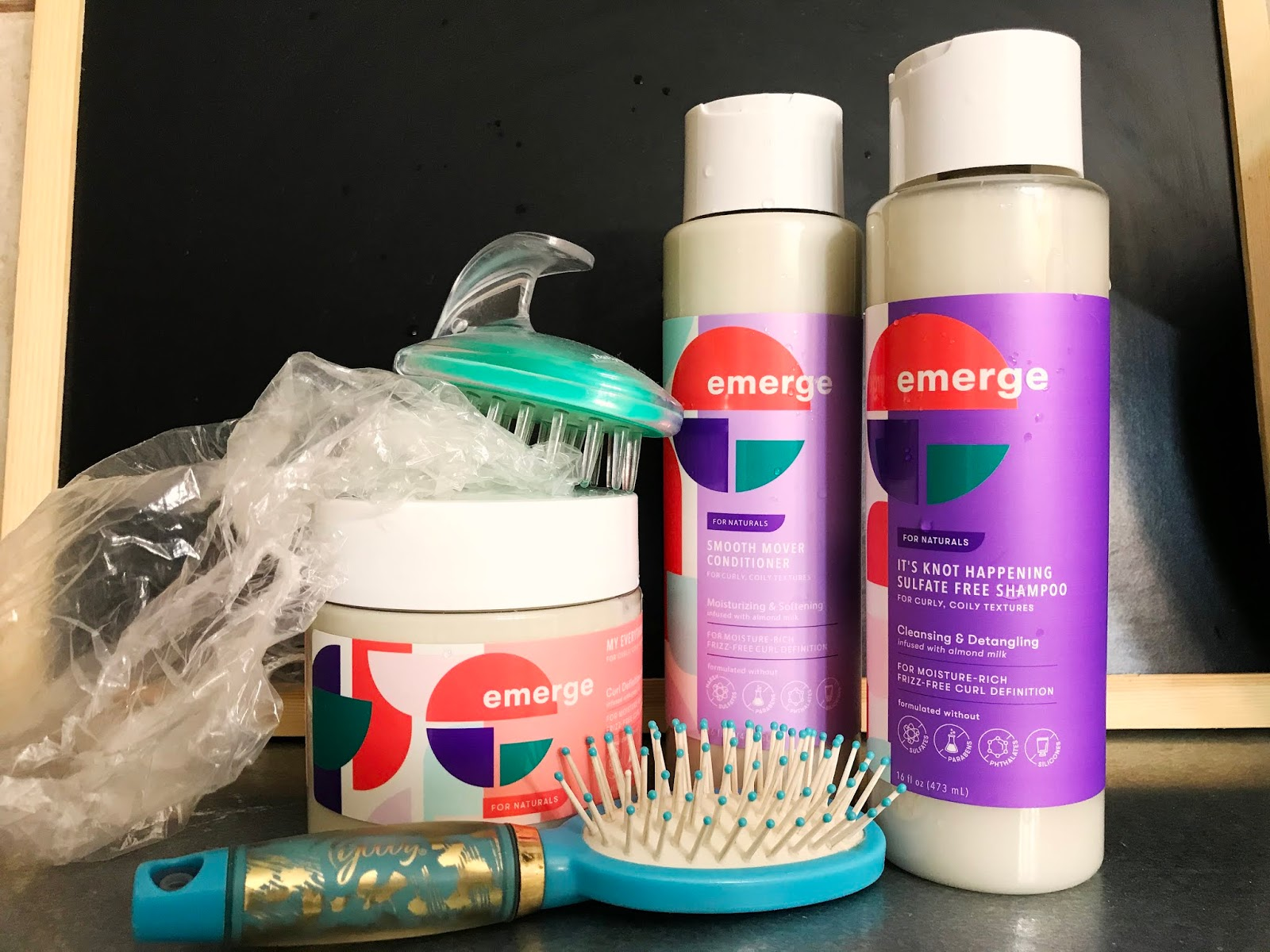 Emerge For Natural Hair Androgynine Androgynine