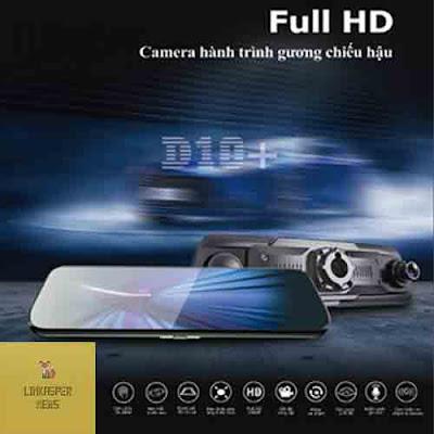 Camera hành trình Acumen D10+ New