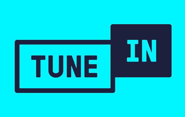 TuneIn - أفضل تطبيقات الموسيقى