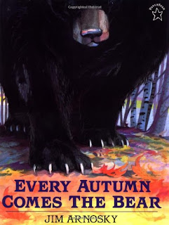 http://www.amazon.com/Every-Autumn-Comes-Bear-Arnosky/dp/0698114051/ref=sr_1_1?s=books&ie=UTF8&qid=1456781442&sr=1-1&keywords=every+autumn+comes+the+bear