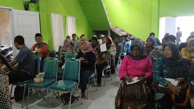 Kepala Dinas Sosial Provinsi Lampung  Bina 163 LKS se-Lampung