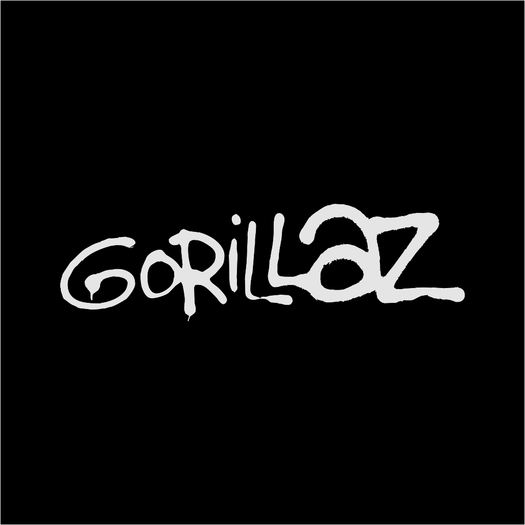 Gorillaz Free Download Vector CDR, AI, EPS and PNG Formats