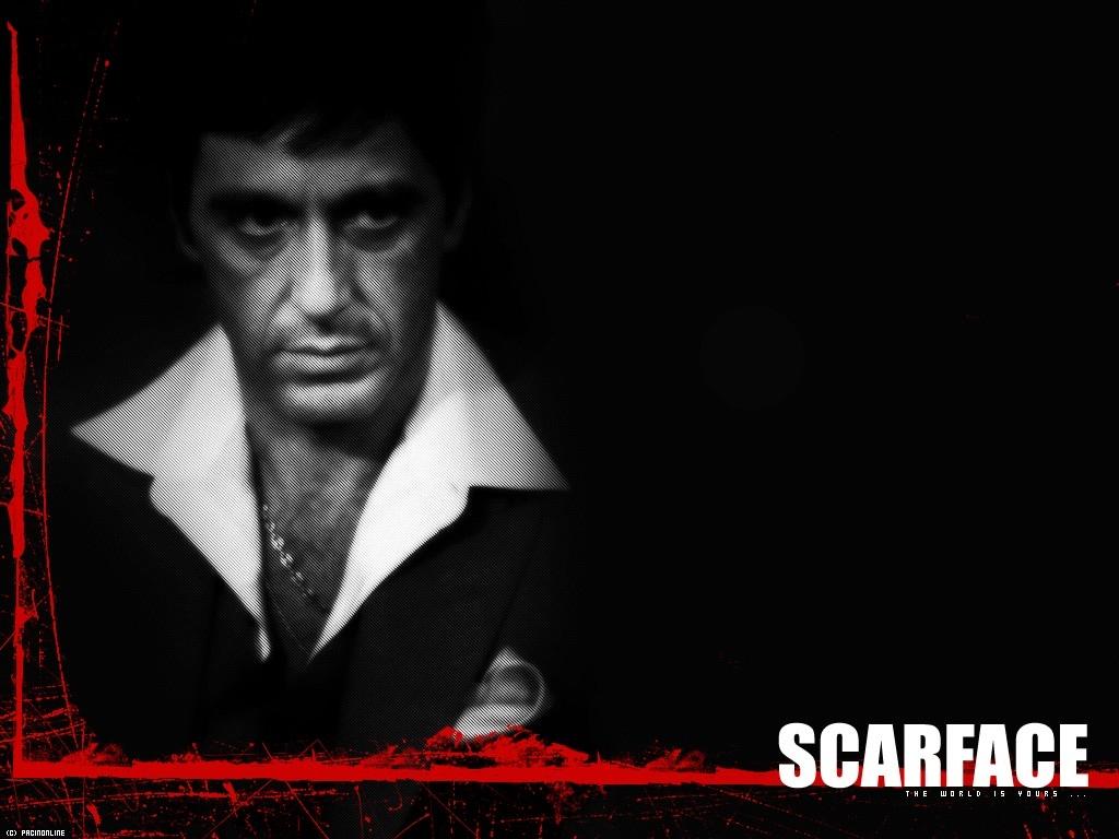 Filmov zia al pacino wallpaper - Scarface cartoon wallpaper ...