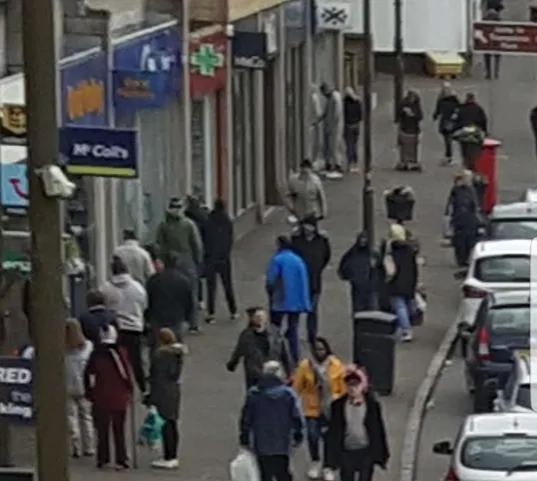 Musselburgh High Street
