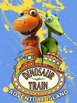 Dinosaur Train: Adventure Island (2021)