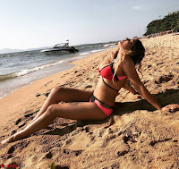 Alisha Farrer in Bikini Vacation Pics ~  Exclusive 014.jpg