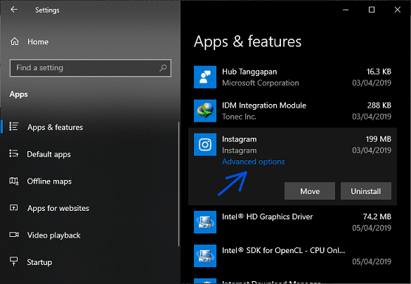 Begini Cara Memperbaiki Aplikasi Windows 10 Yang Bermasalah (tidak bisa dibuka, error, dsbg)