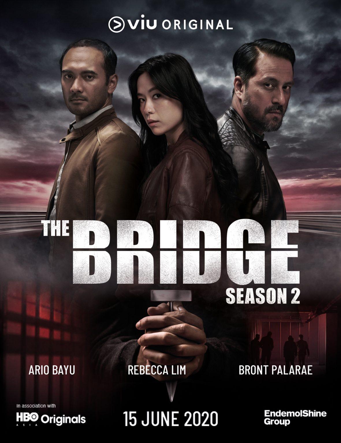 The Bridge Season 2 on Viu Starting 16th June 2020