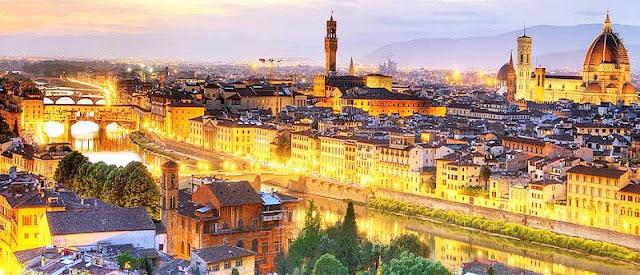 Como se locomover em Florença