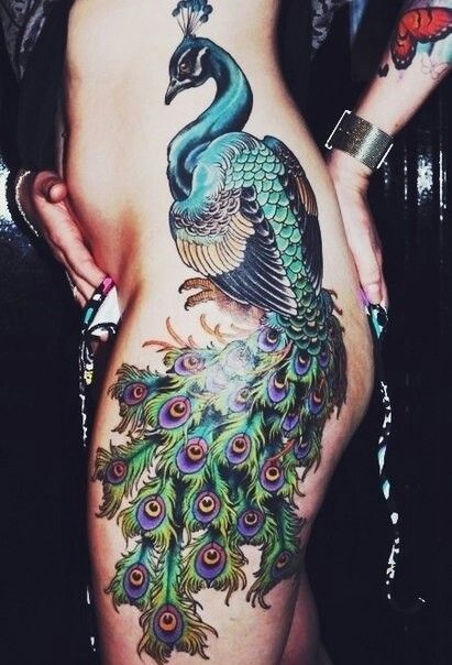 Charming Bird Tattoos For Women