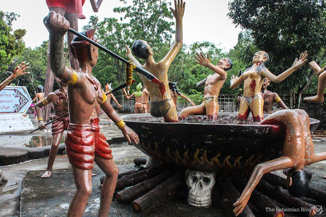 Buddhist-the-Hell-Garden-most-horror-places