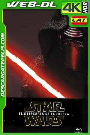 Star Wars: Episodio VII El despertar de la Fuerza (2015) 4k HDR WEB-DL Latino – Ingles