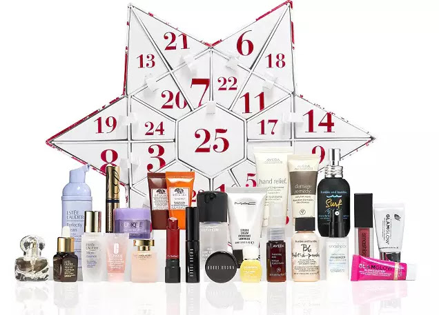 The Beauty Countdown advent