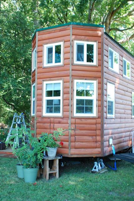 Odyssey tiny house