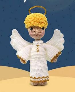 PATRON GRATIS ANGEL AMIGURUMI 39729