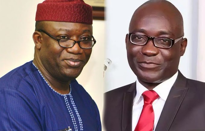 BREAKING: Ekiti guber: Supreme Court rules in PDP, Eleka's suit against Fayemi