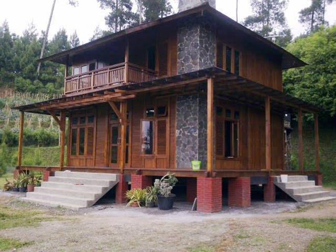 530 Gambar Rumah Modern Di Kampung HD Terbaik