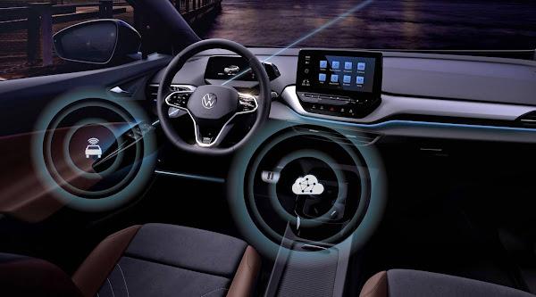 Volkswagen lança atualizações Over-the-Air para a família ID de carros elétricos