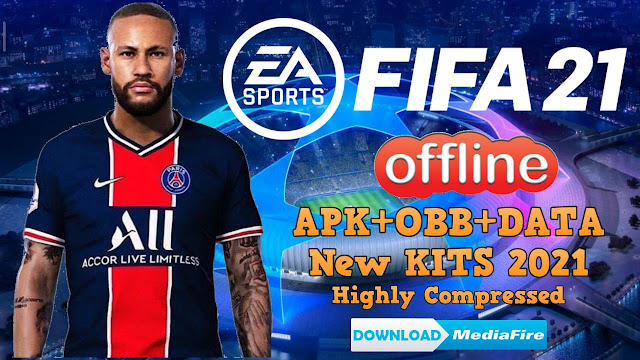 Free PES 2021 Mobile OBB Patch Champions League Theme Download