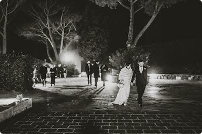 fotografo matrimonio inverno roma