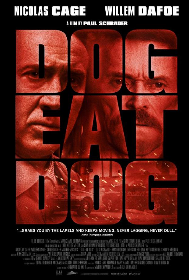 Nonton Gratis Dog Eat Dog (2016) - Nonton Movie, Film