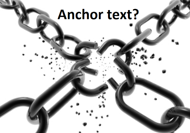 What is the anchor text and what is it?