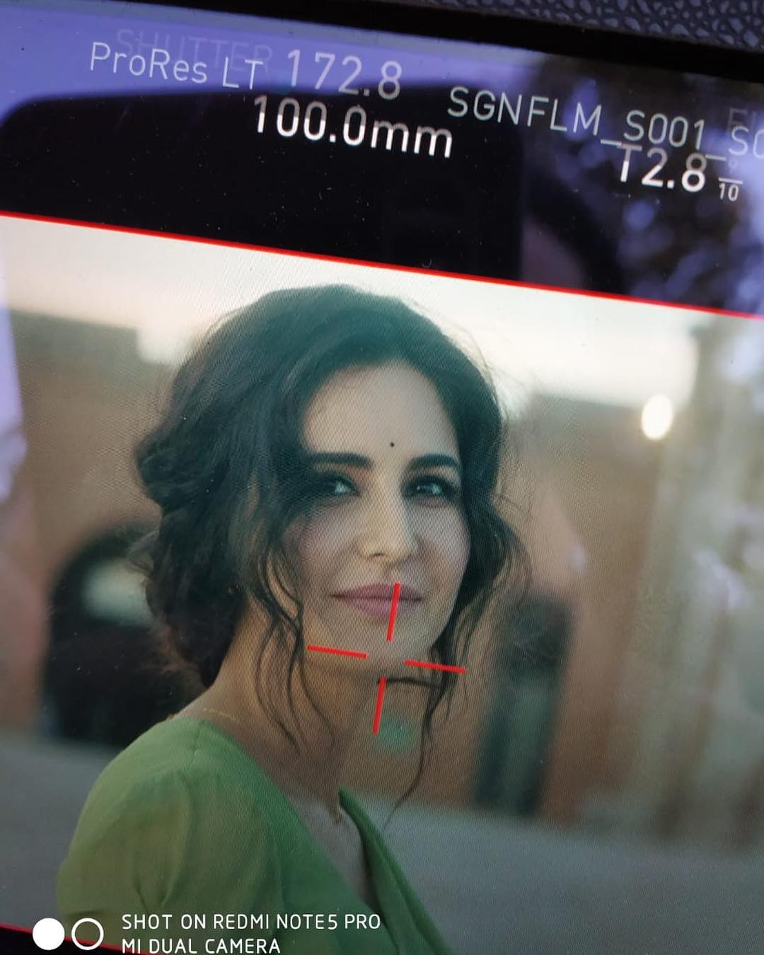 Katrina Kaif New Photos From 'Bharat'