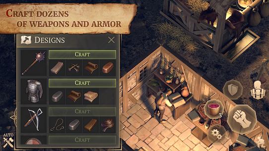 تحميل لعبة Grim Soul مهكرة للاندرويد , تحميل لعبة Grim Soul: Dark Fantasy Survival مهكرة للاندرويد