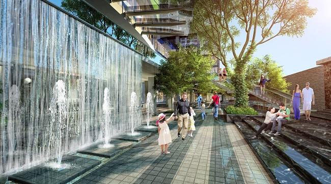 Dự án Sun Grand City Ancora số 3 Lương Yên
