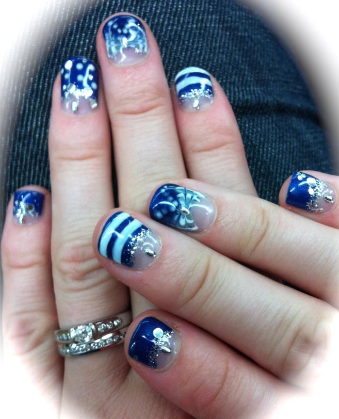 Garret Nail & Foot Beauty Salon/ Painting work: Happy ...