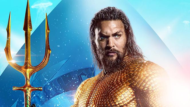 Aquaman (2018) HDRip 720p Subtitulado