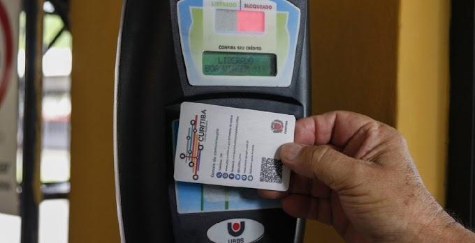 Curitiba: Prefeitura vai bloquear cartão de transporte de quem estiver positivo para Covid-19