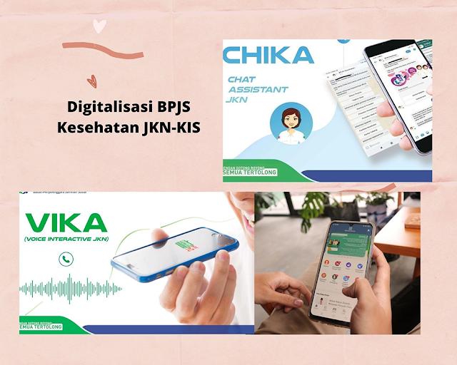 Digitalisasi BPJS Kesehatan