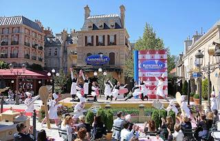 Atracción Ratatouille en Disneyland Paris