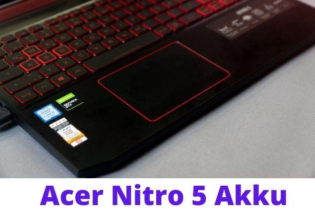 Acer Nitro 5 ok