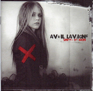 Avril Lavigne - Under My Skin [Album] 2004.05.25 [MP3]