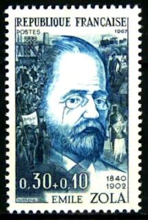 France Emile Zola