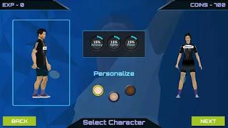 3D Pro Badminton Challenge