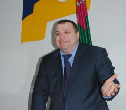 Олег Мазепа: зичу міцного здоров'я, незламного духу та мирного неба!