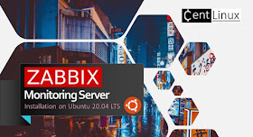 Install Zabbix Monitoring Server on Ubuntu 20.04 LTS