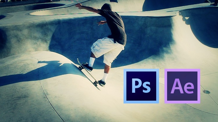 Animate 3D Parallax Camera in Photoshop and After Effects