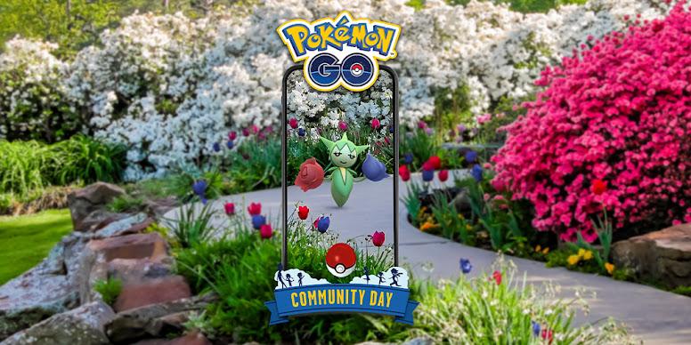 Roselia Pokémon GO