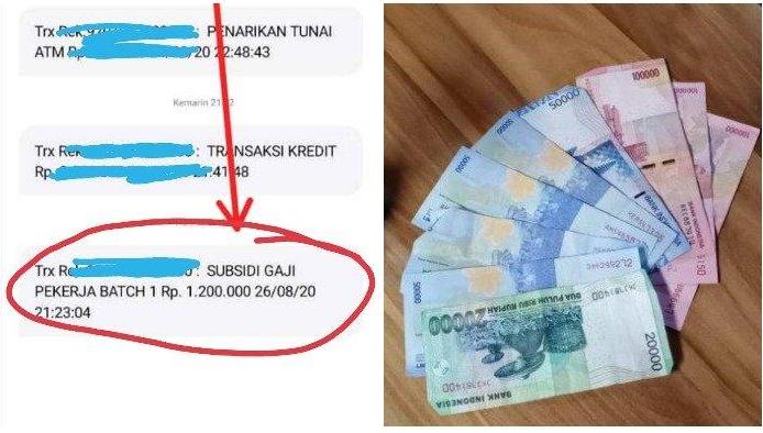 Blt Subsidi Gaji Bpjs Gelombang 2 Sudah Cair Lagi Ke 4 Bank Ini Bca Bni Mandiri Dan Cimb Niaga Buruan Cek Nama Anda Di Link Ini