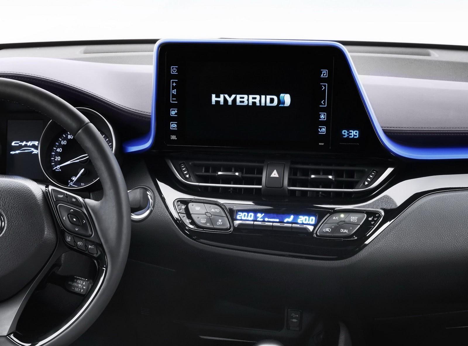 toyota c-hr hybrid fiyatları açıklandı. rakipleri ile durum nedir