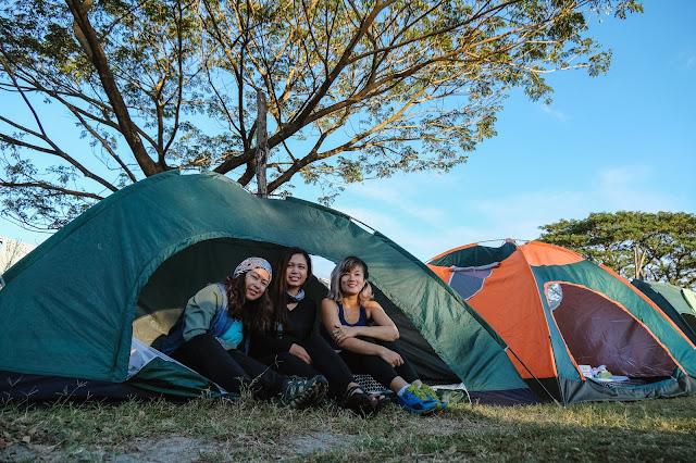 Celine Murillo, Kara Santos, Astrid Alvarez