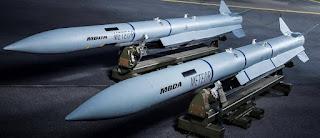 Rudal Beyond Visual Range (BVR) MBDA Meteor