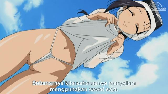 Ah My Buddha Katsu!! Subtitle Indonesia